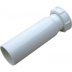 PP tilslutningsrør 1.1/2-50mm