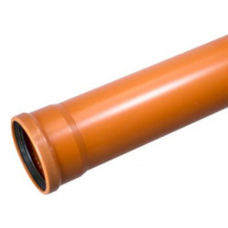 SG kabelrør 75-63mm DV 6m