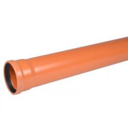 SG kabelrør 2-delte 110mm 3m