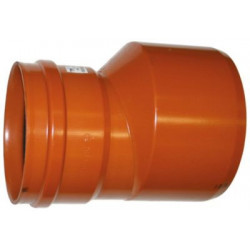 PVC reduktion 400-315mm