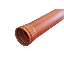 PP kloakrør 110 x 3000 mm...