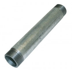 Nippelrør galvaniseret 2 60 mm