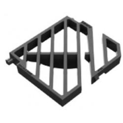 Diagonal rist. D400. Sg-jern