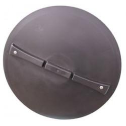 PE skruelågsdæksel Ø600