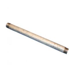 Nippelrør galvaniseret 1/2...