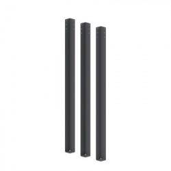 NBE lange ben til silo, grå