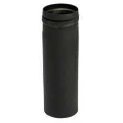 MB Sorte røgrør 100mm 125mm...