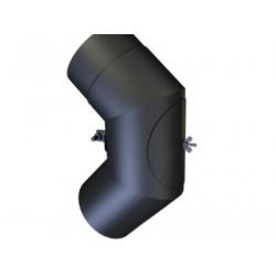 Knærør 90gr. 130mm med Smig...