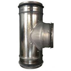T-Rør Tpr 160x160mm