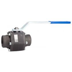 EGO Kugleventil DN65 LF2 stål