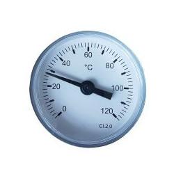 Skivetermometer 1/2x63mm...