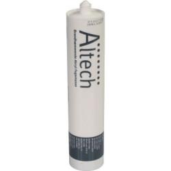 Brandfuge akryl hvid