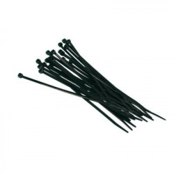 Kabelbinder 36,8x7,6 Sort