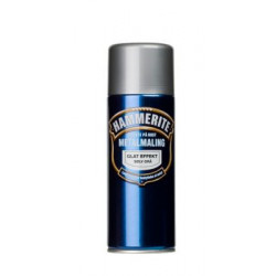 Hammerite Glat Sølv Spray