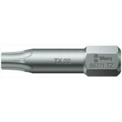 Bits Torx Tx10-25 Wera...