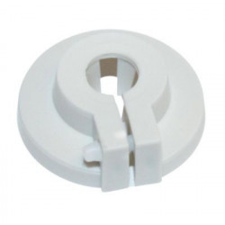 Plastroset Hvid 10mm