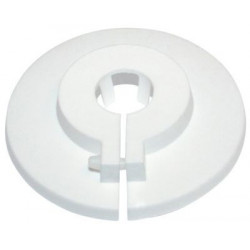Plastroset Hvid 15mm
