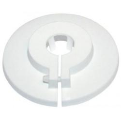 Plastroset Hvid 16mm