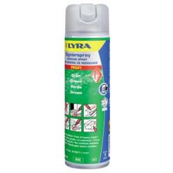Lyra grøn markeringsspray