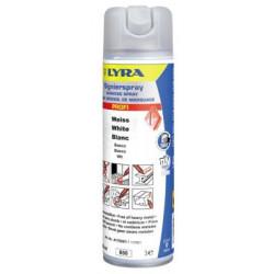 Lyra hvid markeringsspray