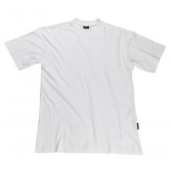 Java T-Shirt M Hvid