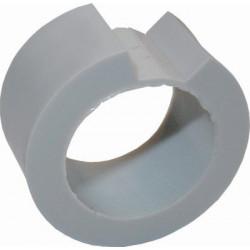 Lyddæmpende nylonindlæg 12 mm