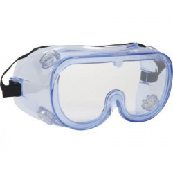 Syrebeskyttelsesbrille