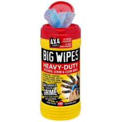 Big Wipes Heavy Duty 80...