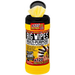 Big wipes multi purpose 120stk