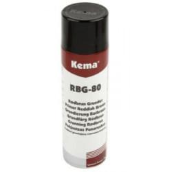 Kema Grunder Rbg-80 Rødbrun