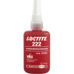 Loctite Skruesikring 222 50ml