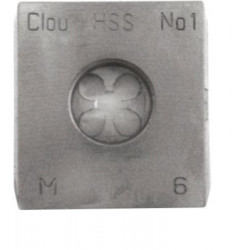 Bakke nr.1 6,0mm