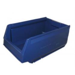 Plastkasse Blå