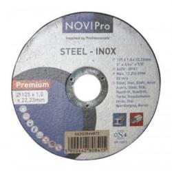 Novipro skæreskive 125x1. 6