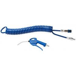 NOVIPro spiralslangesæt blå