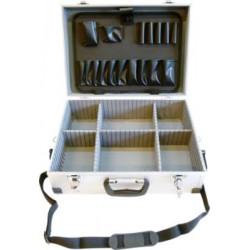 Værktøjskuffert aluminium