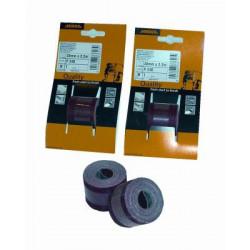 Metalsliberulle Alox K240