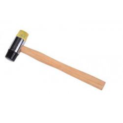 Plast gummihammer Ø32mm