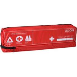 OX-ON Førstehjælpssæt...