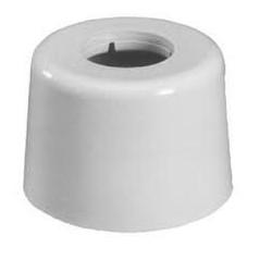 Roset Hvid Høj 32mm