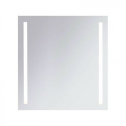 Ifö Option spejl 60cm m/lys