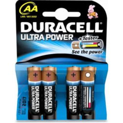 Ultra Power AAA 4pk