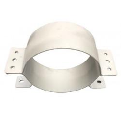 Halsjern Ø180x100x3mm stål,...