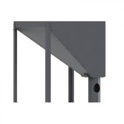 NBE silo sider 80x80x100cm,...