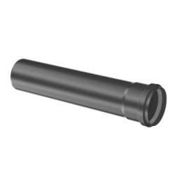 Bosch UV-aftræksrør DN80....