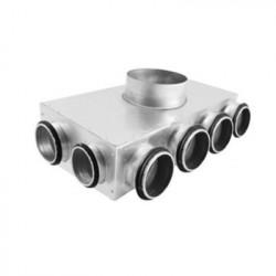 FLX fordelerboks Ø125mm med...