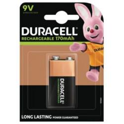Duracell Ultra batteri 9V...
