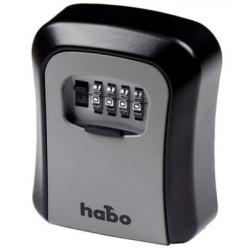 Habo nøgleboks med kodeløs...