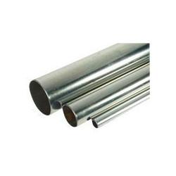 Nippelrør 1/4-50mm Rustfri...