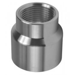 Reduktion 168,3x139,7x2,0mm